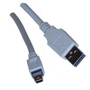 USB 2.0 Mini 5-pin 1.8m