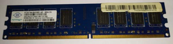 Slika Acer Nanya 2GB DDR2 800MHz