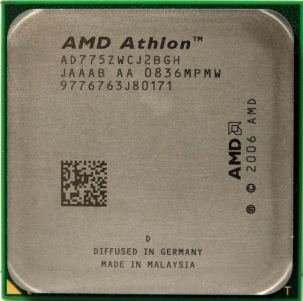 Slika AMD Athlon 64 X2 7750 BE 2.7GHz 3MB L3 AM2+ BOX
