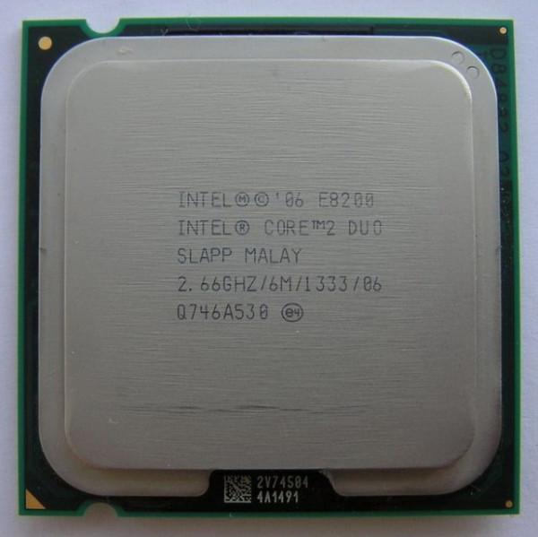 Slika Intel Core™2 Duo E8200 2.66GHz 6MB LGA775 BOX