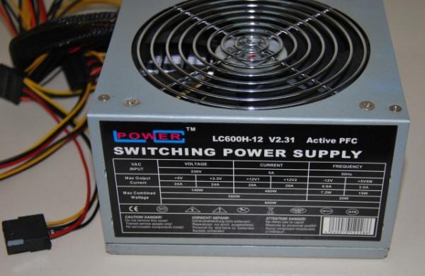 Slika LC Power LC600H-12 V2.31 600W