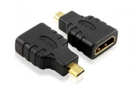 Slika Micro HDMI Male to HDMI Female Adapter