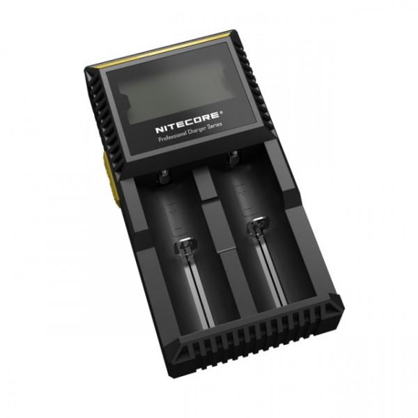 Slika Nitecore Digicharger D2 (Inteligentni digitalni punjač za sve tipove baterija)