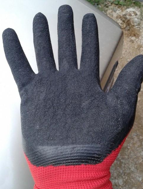 Slika Profesionalne tanke majstorske rukavice za fine radove 300# (Made in Germany)