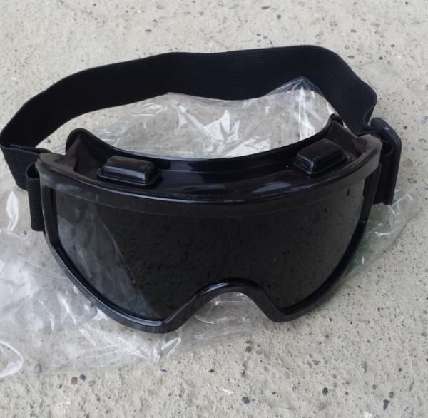 Slika Profesionalne zaštitne silikonske naočare za varioce (Made in Germany)