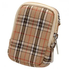 Slika Vivanco Camera Case Scottish Soft 60 Beige