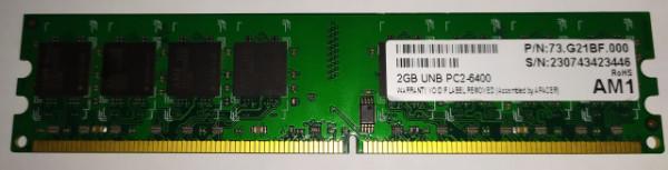 Apacer AM1 2GB DDR2 800MHz