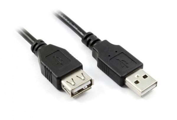 Slika Gembird USB 2.0 Extension Cable 3m (produžni USB kabl)