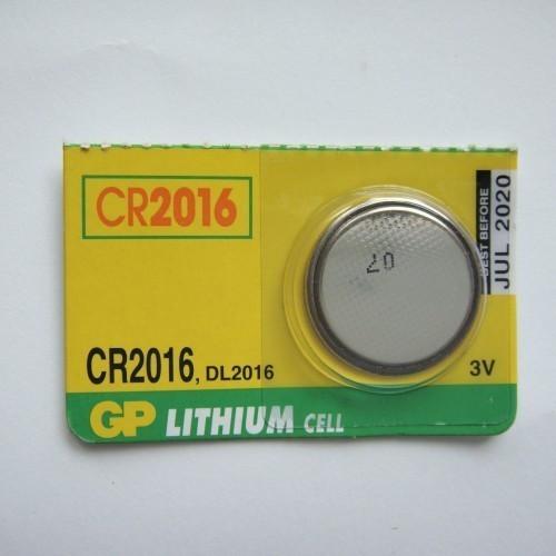 GP CR2016 3V Lithium Battery