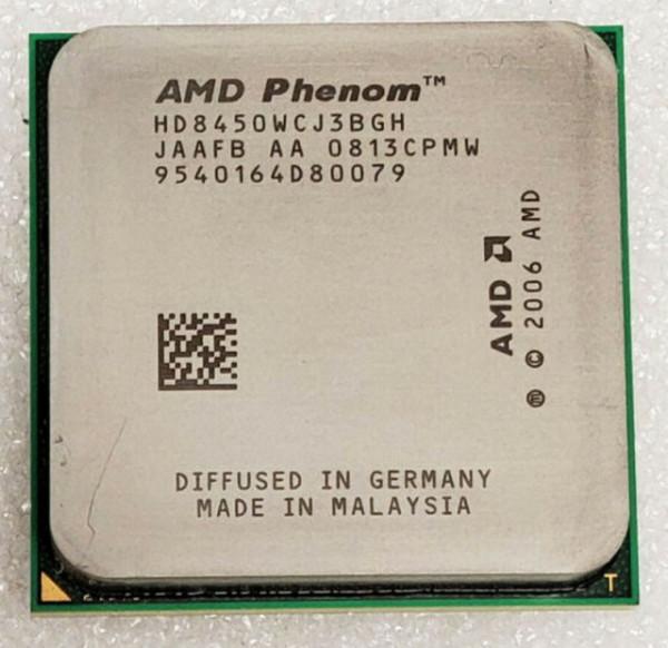 Slika AMD Phenom X3 8450 2.1GHz 2MB L3 AM2+ BOX