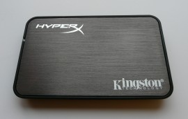 "Slika Kingston HyperX SSD 2.5"" SATA III 6.0 Gb/s USB 2.0 Enclosure"