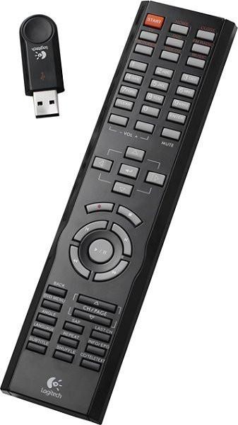 Slika Logitech UltraX Media Remote (daljinski upravljač za računar)