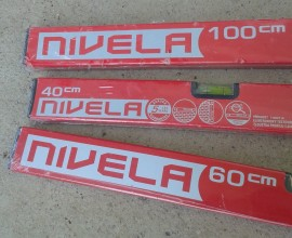 Slika Nivela Slovenia - Profesionalna optička libela 100cm (vaservaga)