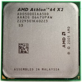 Slika AMD Athlon 64 X2 5000+ 2.6GHz 1MB AM2 BOX