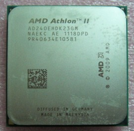 Slika AMD Athlon II X2 240 2.8GHz 2MB AM3 BOX