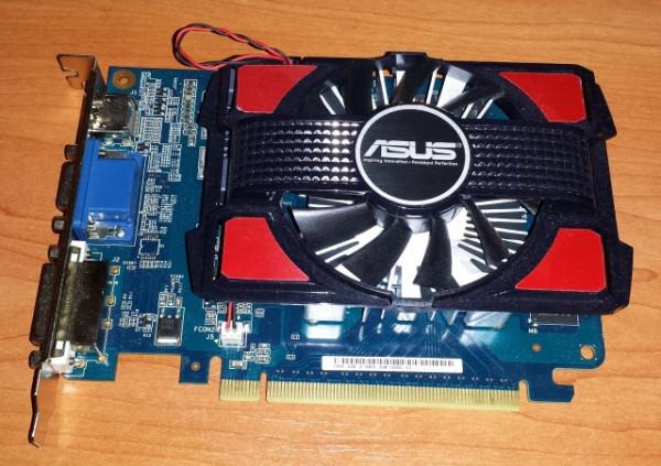 Slika ASUS GT 630 2GB DDR3 128bit HDMI PCI-E