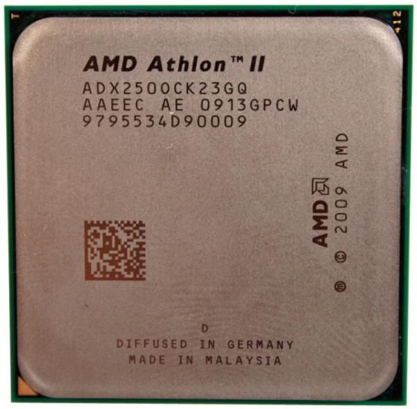 Slika AMD Athlon II X2 250 3.0GHz 2MB AM3 BOX