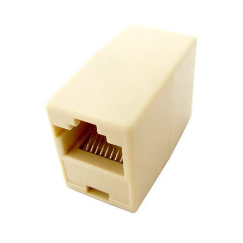Slika Mrežni RJ45 (8p8c) Patch Adapter (za nastavak UTP kabla)