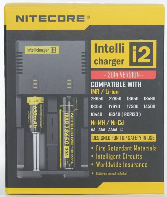 Slika Nitecore Intellicharger i2 - 2014 VERSION (Inteligentni punjač za sve tipove baterija)