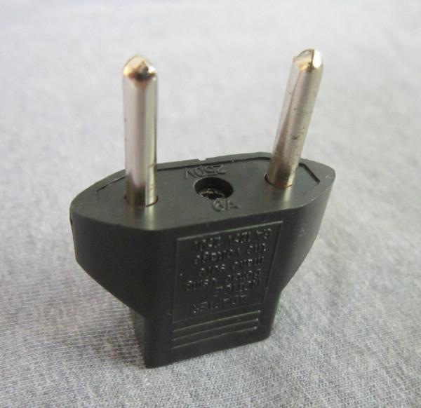 Slika US to European Power Adapter (za US na EU utičnicu)