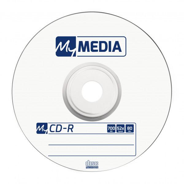 Verbatim MyMedia CD-R 700MB 52X