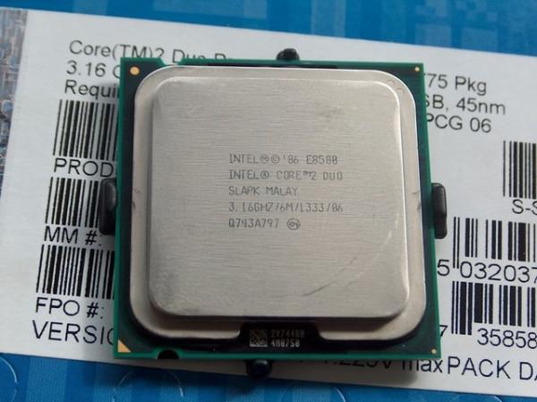 Slika Intel Core™2 Duo E8500 3.16GHz 6MB LGA775 BOX