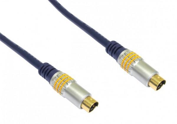 Slika Vivanco Golden S-VHS Video to S-VHS Video Cable 3m