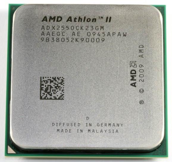 Slika AMD Athlon II X2 255 3.1GHz 2MB AM3 BOX