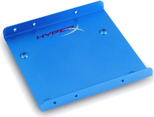 Kingston HyperX SSD ALU Mounting Kit - 2.5 inch to 3.5 inch Converter