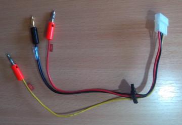 Sharkoon ATX Laboratorijsko Napajanje 450W (ATX bench lab external power supply)