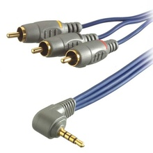 Vivanco Camcorder Golden Connection Cable 2m