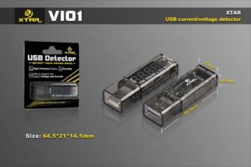 XTAR USB Current/Voltage Detector