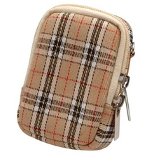 Vivanco Camera Case Scottish Soft 60 Beige