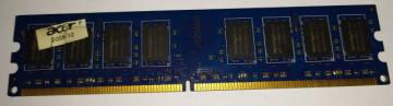 Acer Nanya 2GB DDR2 800MHz