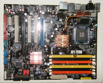 ASUS P5KC LGA775 (REV. 1.03G)