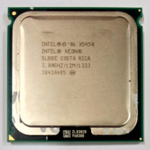 Intel Quad Core Xeon X5450 3.0GHz 12MB LGA775 BOX