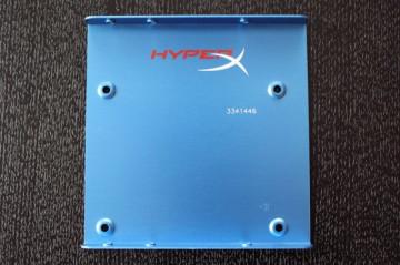 Kingston HyperX SSD ALU Mounting Kit - 2.5 inch to 3.5 inch Converter
