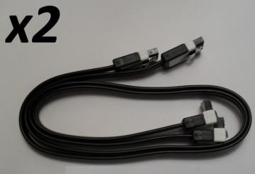 ASUS SATA III 6Gb/s Cable Set (SATA 3 kabl, 50 cm, 2 komada)