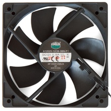 Cooler Master Case Cooling Fan 120mm