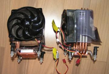 CPU Kuler Cooler Master Hyper TX2 LGA775