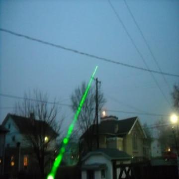 Najjači zeleni laser SD serije 1000mV (sa dodatkom za zvezdano nebo)