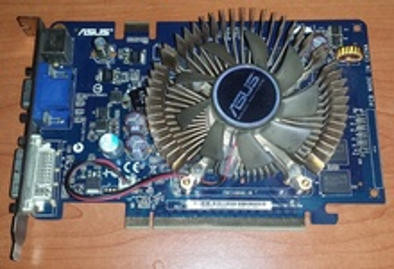 ASUS GeForce 8600GT 512MB DDR2 128bit PCI-E