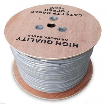 FTP CAT 6 Gigabit (10Gbps) LAN Patch Cable 10m/15m/20m/30m (mrežni kabl)