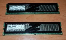 OCZ Vista Upgrade 2x4GB DDR2 800MHz CL5