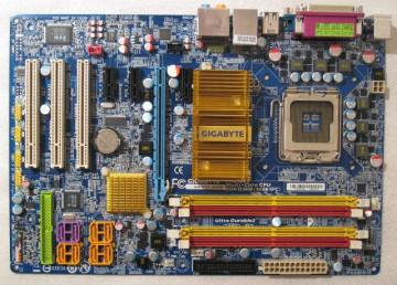 Gigabyte GA-P35-DS3R LGA775 (REV. 2.0)