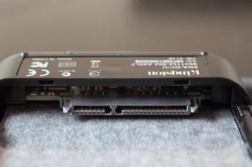 "Kingston HyperX SSD 2.5"" SATA III 6.0 Gb/s USB 2.0 Enclosure"