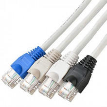 UTP CAT 5e Gigabit (1Gbps) LAN Patch / Crossover Cable 10m/15m/20m/30m (mrežni kabl)