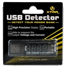 XTAR USB Current/Voltage Detector