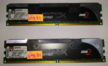 Kingston HyperX Black 2x2GB DDR2 1066MHz CL5
