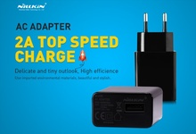 NILLKIN Genuine USB AC EU Adapter 5V/2A